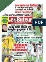 LE BUTEUR PDF du 15/12/2012