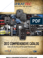 2012 Comprehensive Catalog