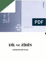 Noam Chomsky - Dil Ve Zihin