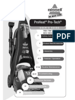Bissell ProHeat Pro-Tech Carpet Cleaner