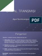 SINYAL TRANSMISI