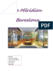 ANALISIS DAFO DE LE MERIDIEN BARCELONA