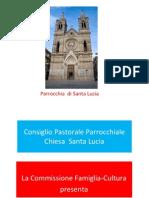 Vita e Culto Di Santa Lucia