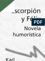9736732 Karl Marx Escorpion y Felix