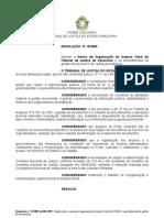 Alterações posteriores (apenas Título I e III)