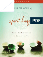 Spirit Hunger Workbook Session One