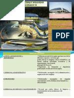 programa arquitectonico polideportivo
