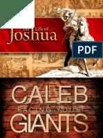 Facing Giants Joshua 14