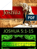 Joshua 5 RKM