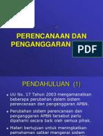 08 Penganggaran Pemerintah Pusat-Apbn