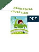 Environmetal Education Syllabus