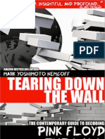 Tearing Down the Wall- Pink Floyd Book-Preview