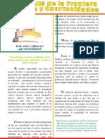 MAS ALLA DE LA FRONTERA OPORTUNIDAD Y DESAFIOS