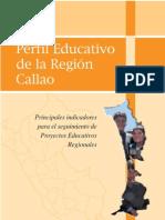 Perfil Educativo de La Region Callao