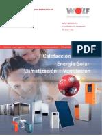Calecfaccion y Energia Solar