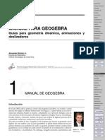 Manual de Geogebra