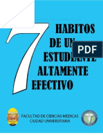 7 habitos del estudiante altamente efectivo