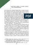 Benavente, Martínez Sierra y Rubén Darío, una comparación