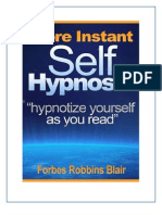 More Instant Self Hypnosis