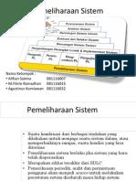 Pemeliharaan Sistem