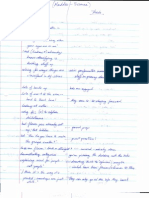 Science Observer Notes