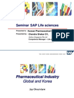 SAP for Pharma