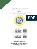 1. Pengertian Organisasi