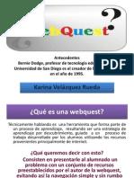 Exposicion Web Quest