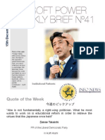 J-Soft Power Weekly Brief 41