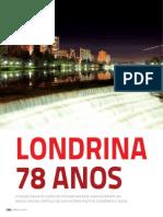 Frizz - Edição Dezembro - Cidades - Aniversário de Londrina