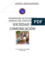 MANUAL DE SOCIEDAD Y COMUNICACION