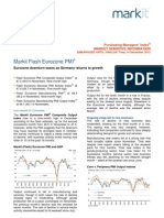 Markit Flash EuroZone PMI Dec 2012