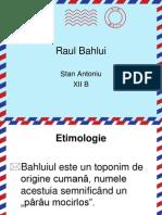 Bahlui