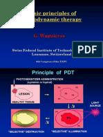 Basic Principles PDT