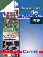 Manual de Galvanotecnia