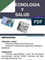 Biotecnologia de La Salud