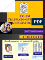 Aula 1 Introdutoria Traumato- Ortopedia
