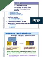 Tema 8 - Temperatura y Calor - Física 1 - Grado Ing. Diseño Ind. y Desarrollo de Productos - ULPGC