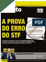 Revista retrato do Brasil - A Prova do Erro