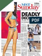 Manila Standard Today Sunday (December 16, 2012) Issue