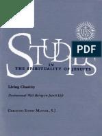 Living Chastity - Studies_Summer_2009