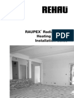 Radiant Heating Installation Guide 4.03
