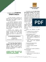 Ejemplo de Multiplicacion Del Dinero.