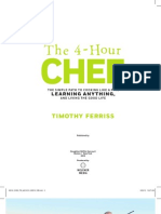 4 hour chef