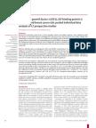Insulin-like growth factor 1 (IGF1), IGF binding protein 3(IGFBP3), and breast cancer risk