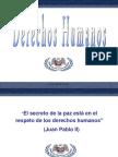 Actividades Derechos Humanos