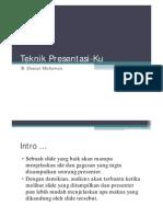 Presentasi Ku