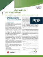 Responsabilité sociétal des Entreprises par IEPF