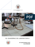 cuaderno de laboratorio
