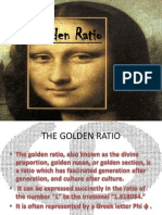 The Golden Ratio-1